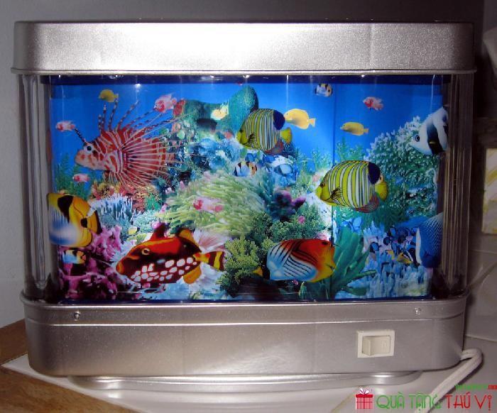 Bán Đèn bể cá chuyển động giá tốt
