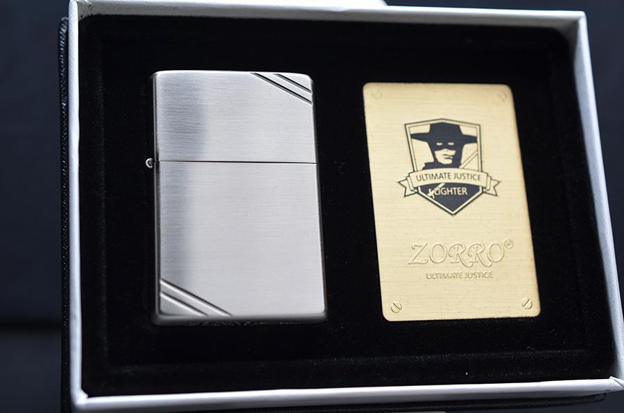 Mẫu Zorro 2 mộc đáy chật góc Z5000T