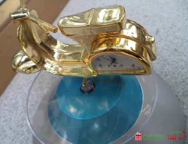 Bán Đồng hồ mô hình xe Vespa giá rẻ