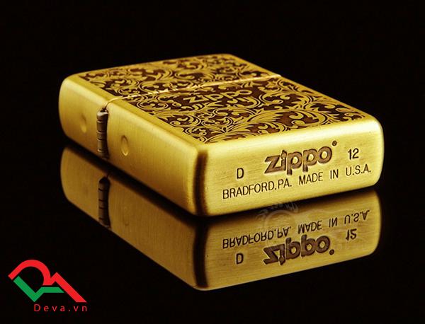 Bật lửa zippo hoa văn chính hãng Z06