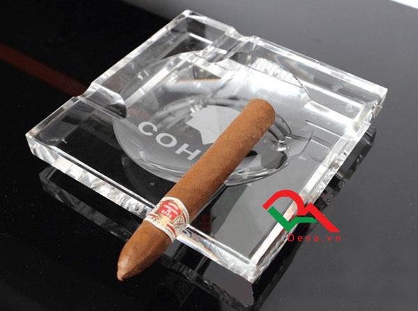 Top gạt tàn xì gà 4 điếu đẹp và sang nhất hiện nay