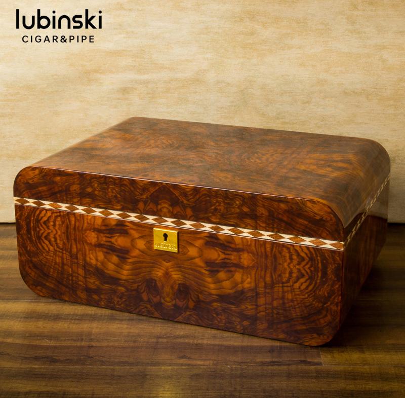 Hộp ủ gỗ tuyết tùng Lubinski YJA-60009