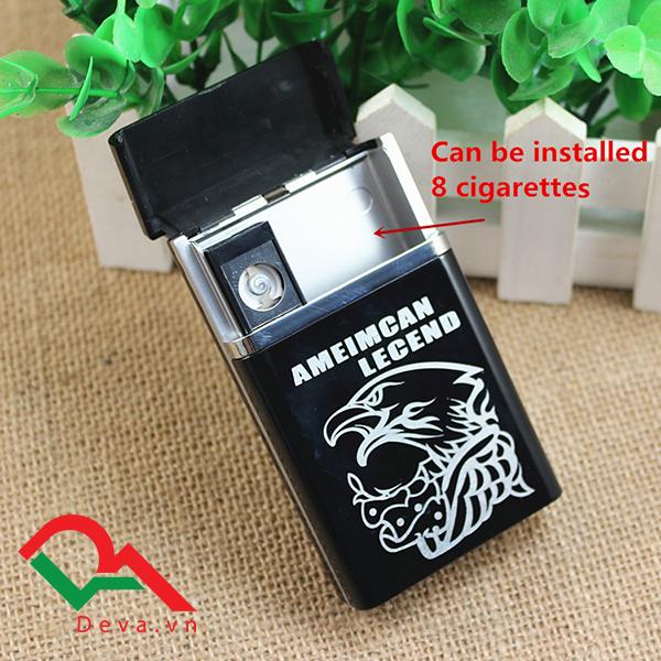 hộp đựng thuốc lá điện đa năng sạc điện