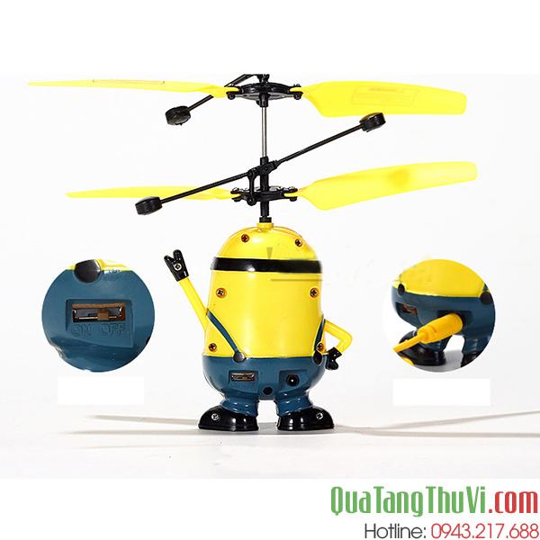 mua máy bay điều khiển minion cho bé ở đâu