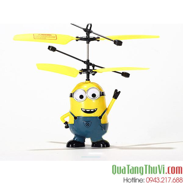 máy bay điều khiển minion cho bé