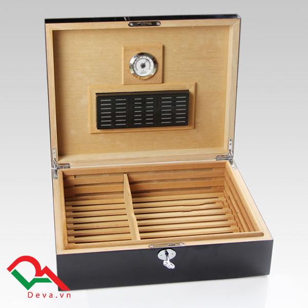 Tìm hiểu về hộp đựng xì gà gỗ tuyết tùng chính hãng