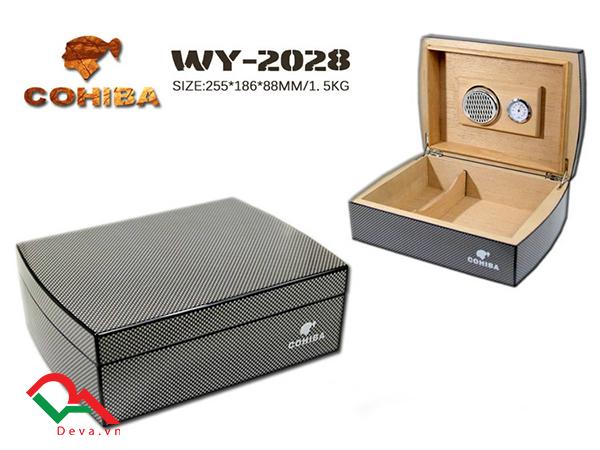 Hộp giữ ẩm xì gà Cohiba WY 2028