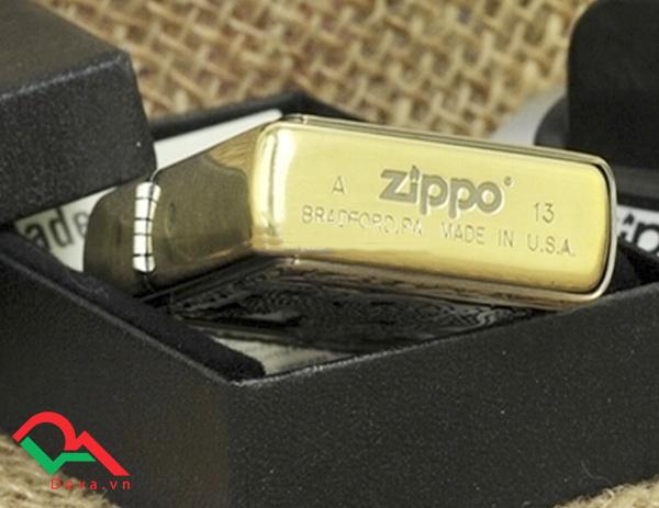Bật lửa zippo chính hãng ốp rồng DRAGONS Z16
