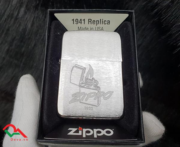 Tổng hợp những mẫu bật lửa Zippo tái bản đẹp nhất hiện nay