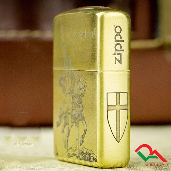 Zippo giới hạn limited edition god wills it Z152