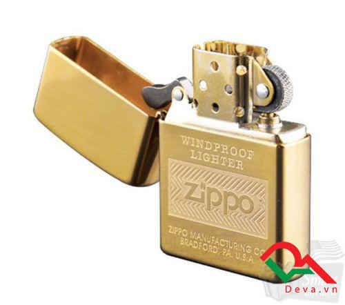 Tìm hiểu về Zippo - Thắp lửa nhân gian