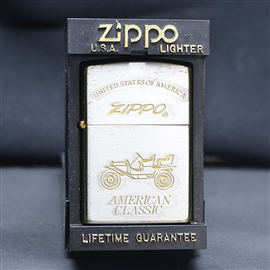 Zippo Wind Proof Lighter 1989 C60