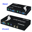 KVM Switch 2 Port MT-VIKI PS2
