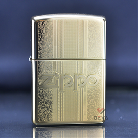 Zippo and Pattern Design Z258